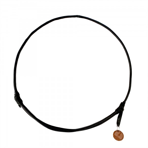Leather Neck Ring