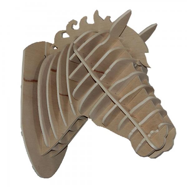 Dekokopf Pferd