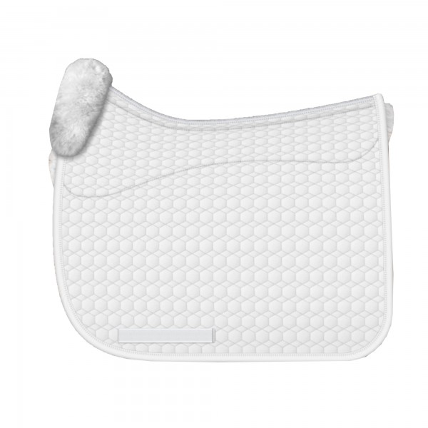 Design Your MATTES Saddle Pad with Lambskin