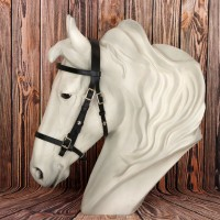 Portuguese Bridle Campo with Leather Reins