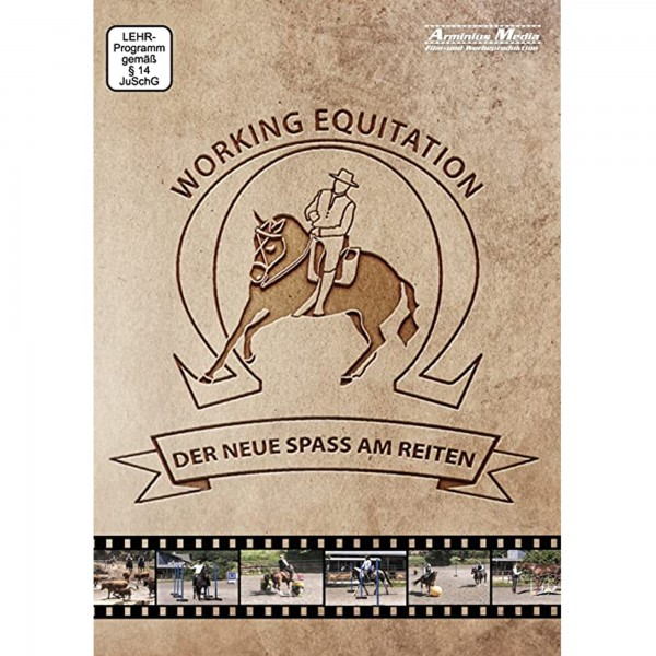 DVD Working Equitation