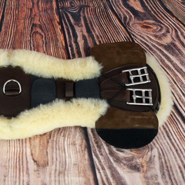 MATTES Lambskin Cover for Saddle Girth %OUTLET%